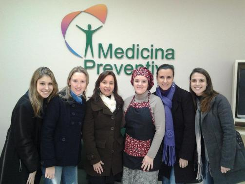 Equipe Medicina Preventiva Unimed
